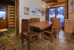 Master Bath with Dual Vanities, Steam Shower, and Soaking Tub