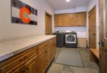 Great Laundry and Mud Room on the First Floor.