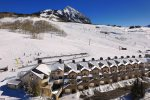 Silver Ridge 3 is right on the ski slopes of Mt. Crested Butte