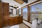 Master Bath with Incredible Views