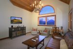 Hall Bath with Dual Vanities