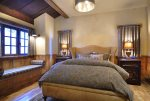 Guest Suite with Queen bed, Separate Daybed Room and Ensuite Bath