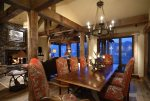 Dining Room with Incredible Views