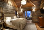Master Suite with Incredible Views and Private Deck