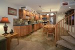 Large, remodeled and well equipped kitchen