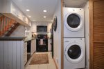 Washer and Dryer for your convenience.
