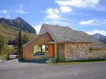 Cozy Up around the Gas Fireplace