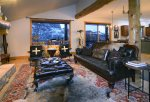 Fully Stocked Kitchen with Granite Counter Tops and Stainless Appliances