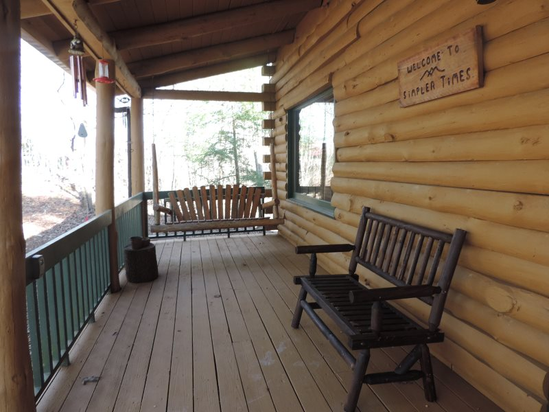 Mountain Resort Cabin Rentals The Simpler Times Ga 3