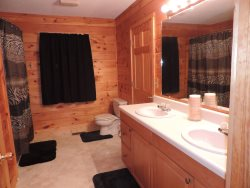 Full Master Bathroom