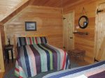 Propane Grill off the Lower Deck in the Hot Tub area