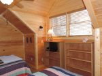 Hot Tub on the Lower Deck off the side of the House. River View