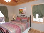 Back Deck off the 2nd Bedroom