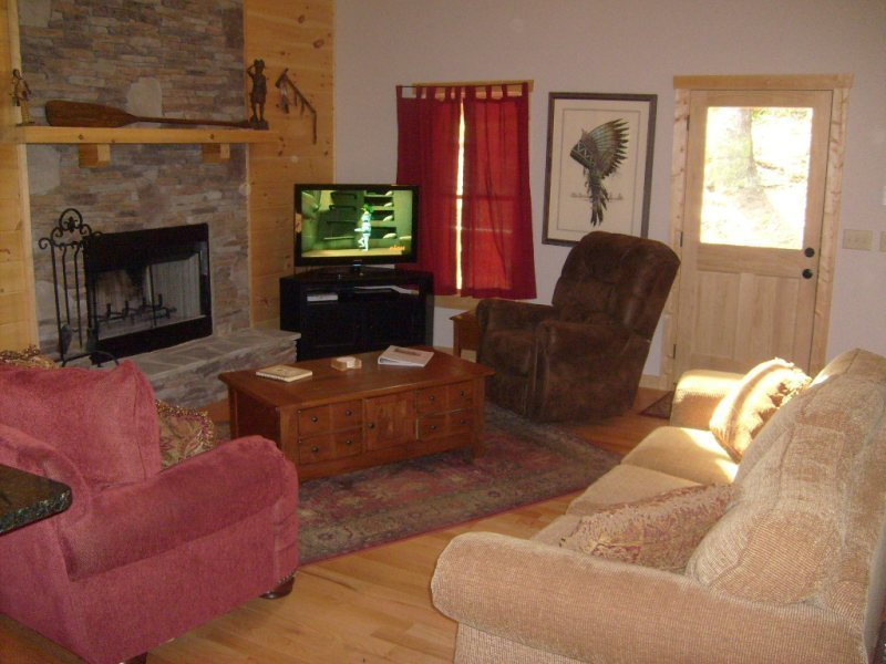 Mountain Resort Cabin Rentals Red Feather Ga