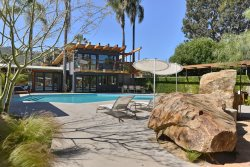 La Jolla Shores Mid Century Modern Home with Pool