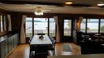 Panoramic Views of Lake from Dining - Living Rooms