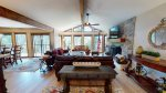 Fernan Lake Lodge | Modern Home on 2 Acres with magnificent lake view minutes away from downtown