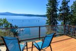 Cougar Bay Beach House | Soft Sandy Beach 5 Minutes from Downtown Coeur d'Alene