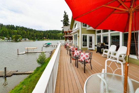 Coeur d'Alene, Idaho Waterfront Vacation Rentals