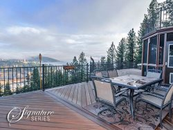 The Most Incredible Views of Lake Coeur d`Alene and the Spokane River