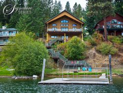Sunup Bay Lodge | Luxury waterfront cabin