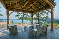 Unparalleled lake views from this spacious 4 bedroom home