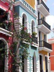 Plaza Colon at Fortaleza Suite at Old San Juan