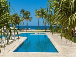 Exclusive Beach Villa at Dorado Beach Resort