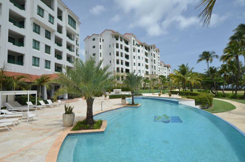 Beachfront Condo at Rio Mar Beach Resort
