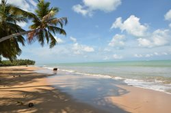 Beachfront Villa at Playa Fortuna in Luquillo