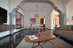 Oceanfront Mediterranean Style Luxury Villa at Punta Las Marias, San Juan