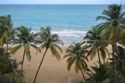 Luxury Beach Front Condo at the Exclusive Plaza Atlantico in Isla Verde