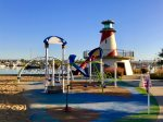 KIDS PLAYGROUND OUR BEACH MARINA PARK
