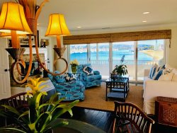 Spectacular View of Newport Beach Harbor From Your Livingroom
