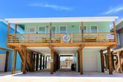 A New Ocean Village beach home  is now accepting guests.  Caney Creek Beach Club.  2 Master King Suites