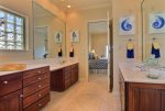 Master King Suite bath