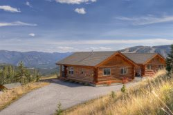 Cowboy Heaven Cabin ~ Alpine Escape
