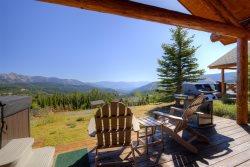 Cowboy Heaven Cabin ~ Alpine Escape