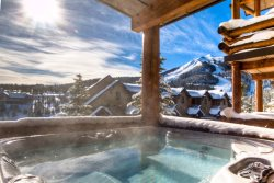 Saddle Ridge A3 ~Montana Mountain Escape Chalet