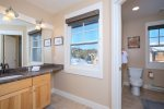 Double decks, gas grill, outdoor seating, best views in Big Sky