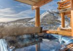 True Slopeside Ski-in/out Luxury - New 6 person hot tub with unbeatable views.