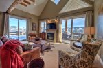 Luxury True Slopeside Saddle Ridge/On Top of the World/Hot Tub/Best Views