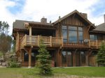 The Eagle`s Nest/ Luxury 4 BR/ 4.5 BR Five Star True Ski-in/ski-out Home.