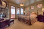 Master Suite 2 Private Bath/Luxury Heated Tile/Slate floors/Tub/Shower