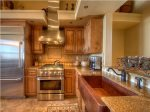 Amazing Luxury Kitchen with granite counters and top of the line appliances