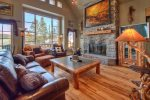 Luxury awaits in this amazing Cowboy Heaven Home with true Montana elegance.