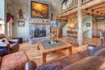 True luxury  comfort await you in this perfectly decorated Montana luxury home