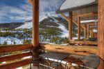 You won`t believe the breathtaking views in every direction from the true ski-in/ski-out Saddle Ridge