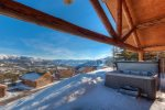On top of the World - Wild West Cabin - Best views and Ski-in/out