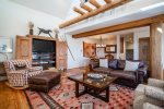 Another View of Kitchen with eat-in dining table for 4 and amazing views